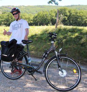 Cadeau Escapade en vélo